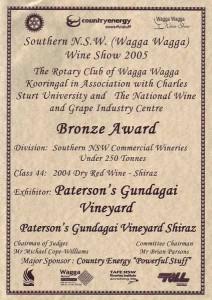 08BWagga award 2005 Sh04