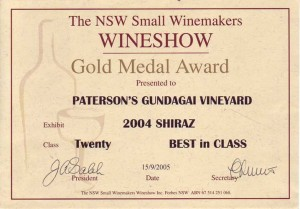 08NSW Small Winemakers 2005 Sh04 GL